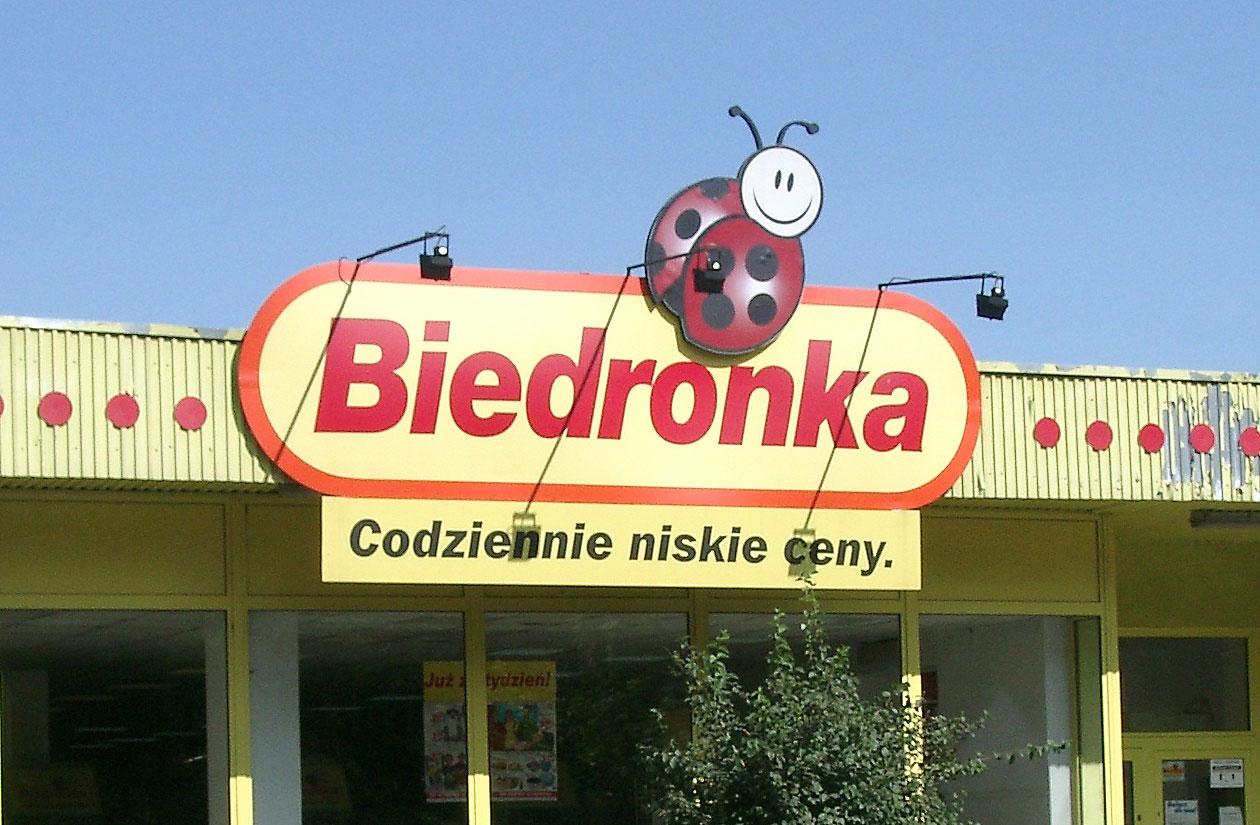 Tanie gry w Biedronce