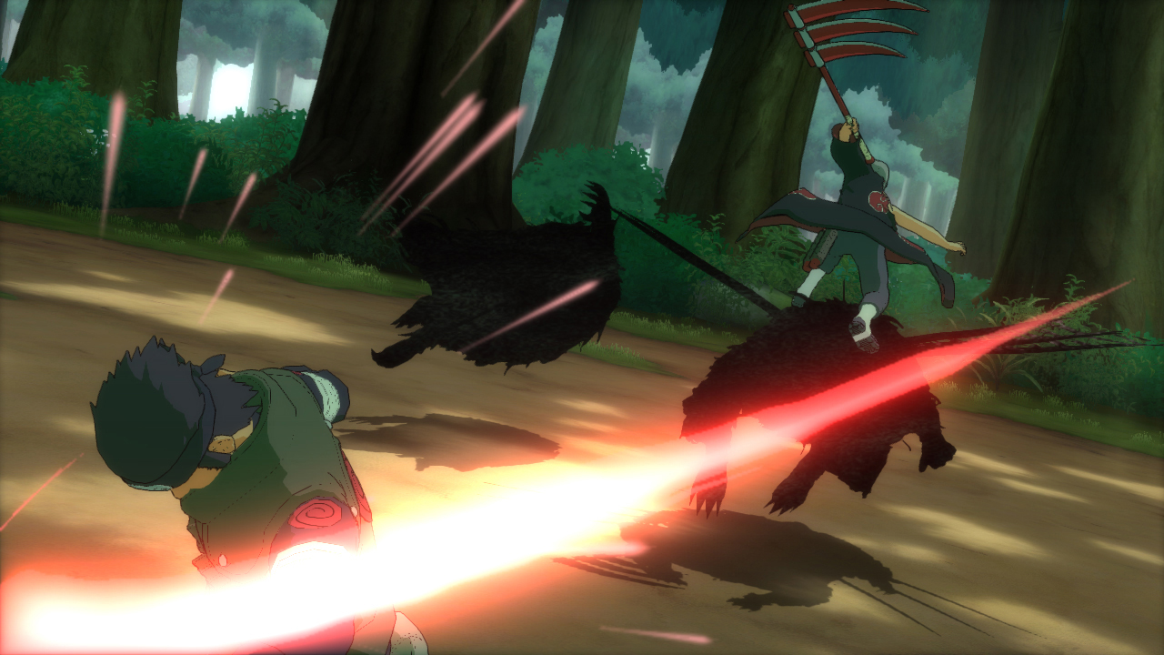 Naruto Shippuden Ultimate Ninja Storm Revolution5