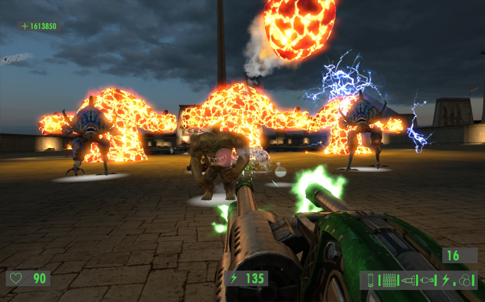 Serious Sam Revolution
