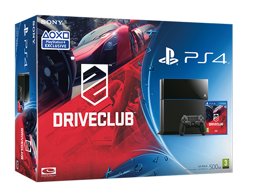 driveclub bundle