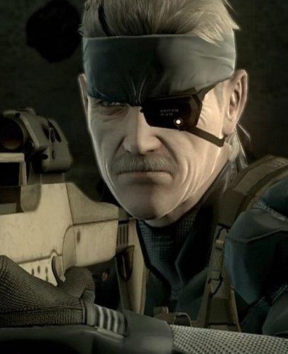 Solid Snake (2008)