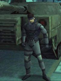 Solid Snake (1998)