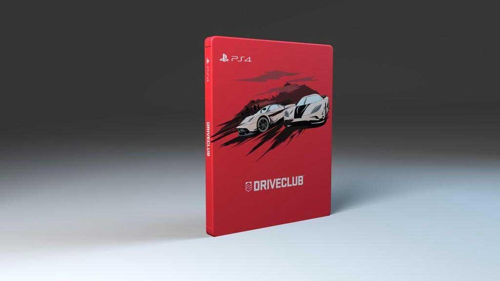 DriveClub-sleelbook