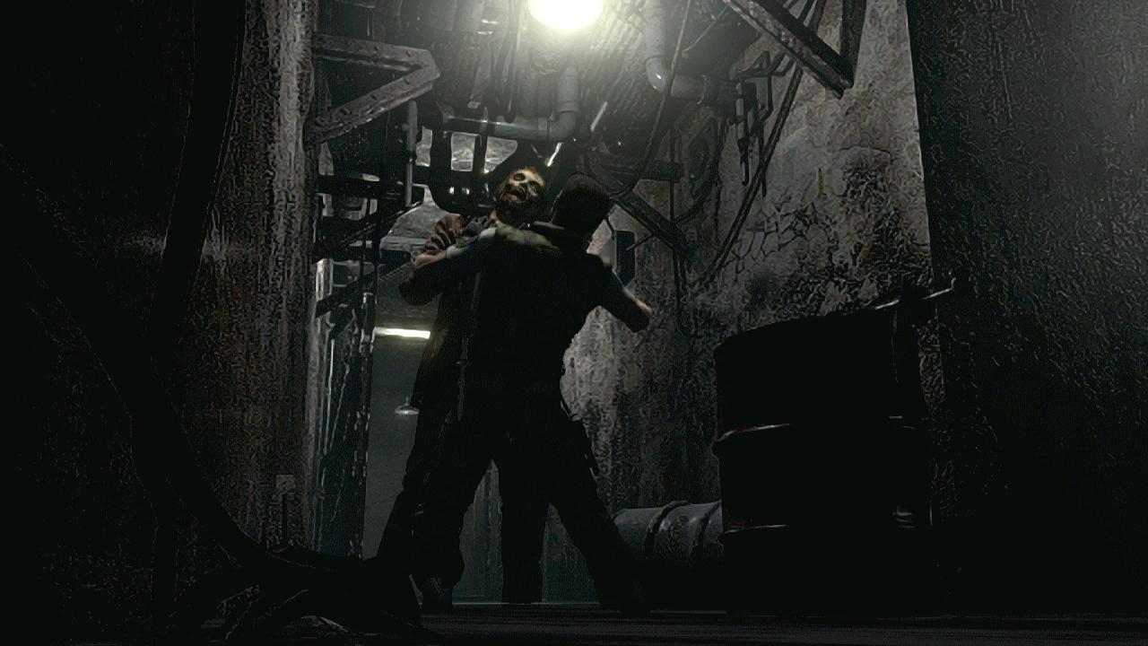 Remaster Resident Evil 1