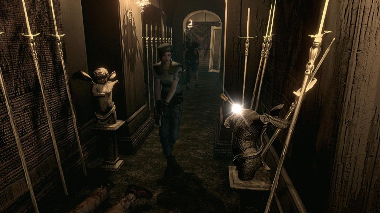 Remaster Resident Evil 2
