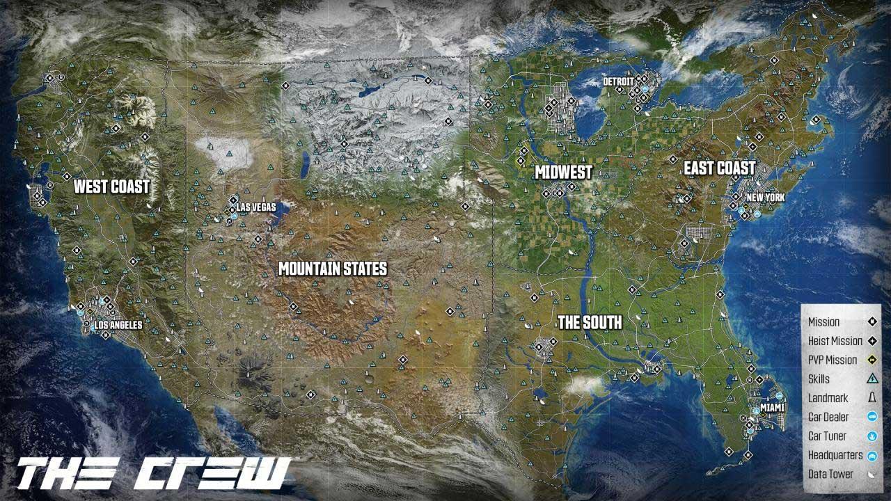 The-Crew-mapa
