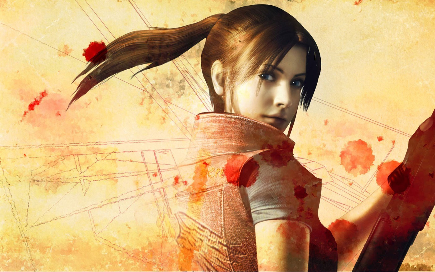 Claire-Redfield