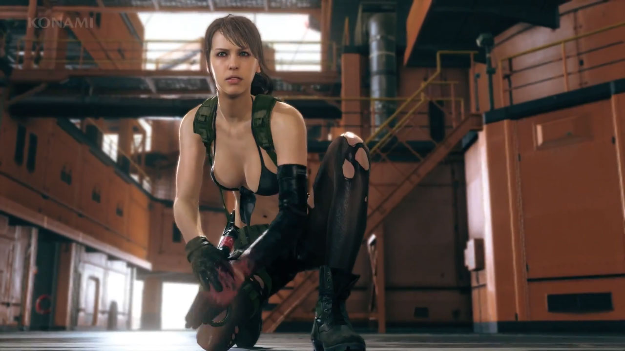 MGS-V-Quiet