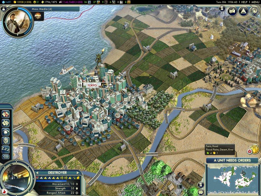 Cywilizacja 5