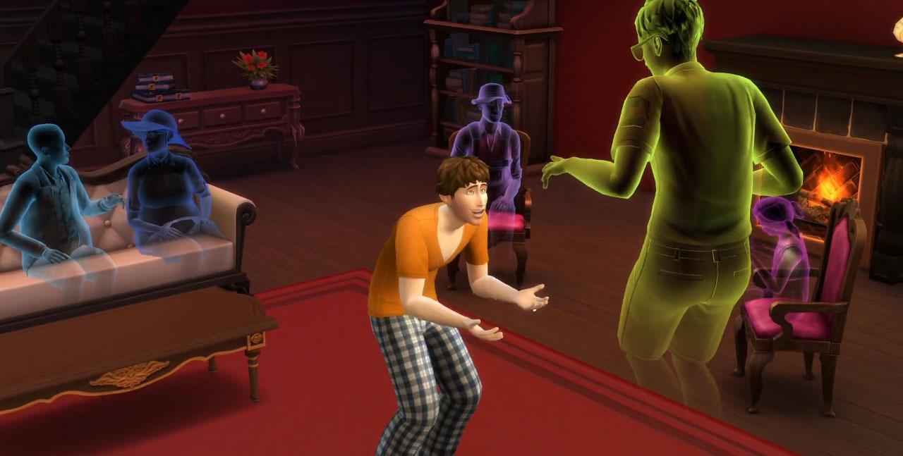 Sims-4