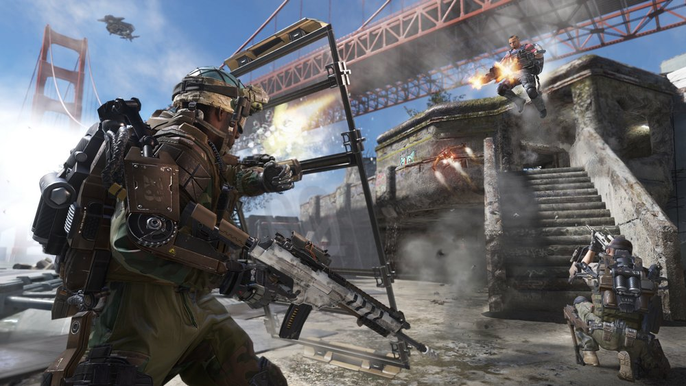 CoD Advanced Warfare - multi