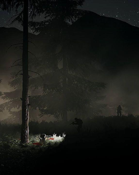 Battlefield-Zombie