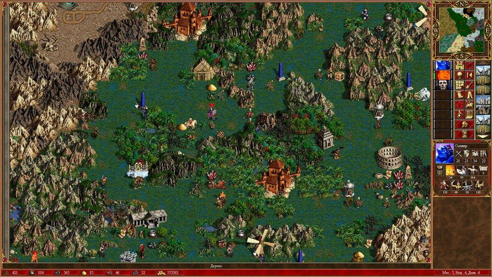 Heroes III HD