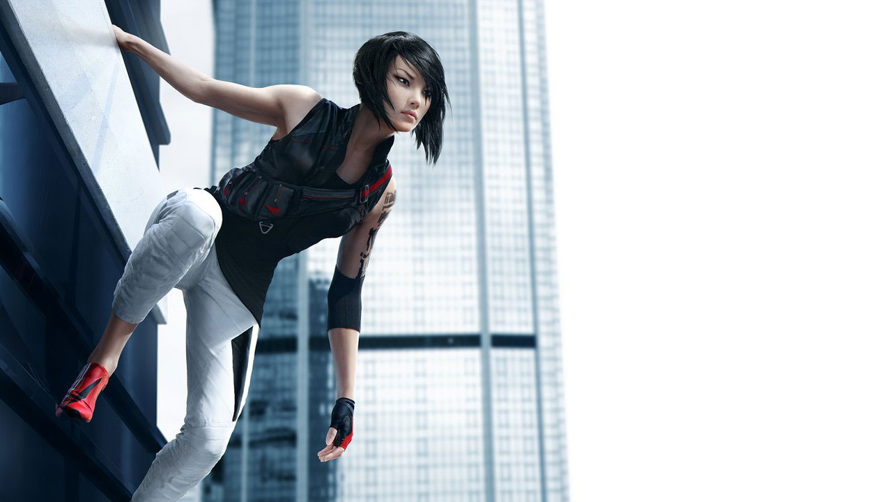 Pierwsza część Mirror's Edge ukazała się w 2008 roku.