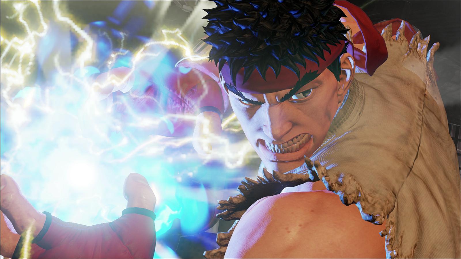 Street Fighter V-003