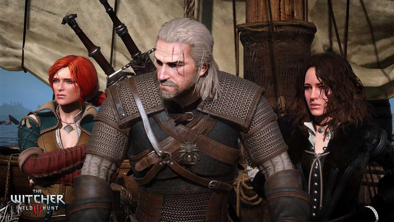 Wiedźmin-3-Geralt