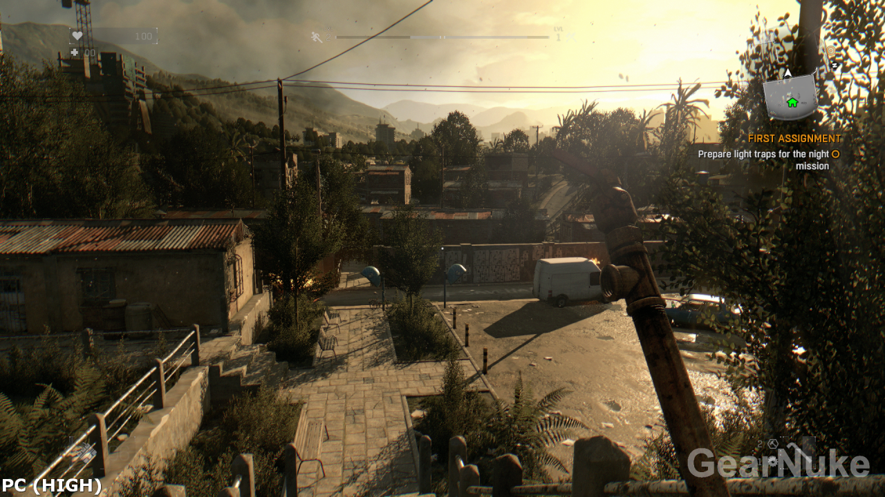 Dying Light 1280x720