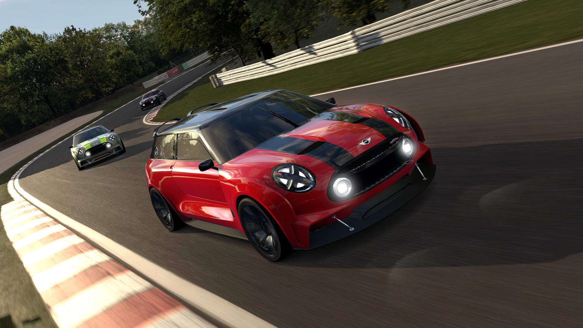 Mini Clubman Vision - Gran Turismo 6