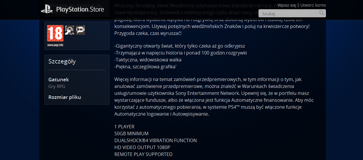 Wiedźmin-3-PS-Store