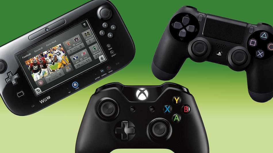 Xbox One/PS4/Wii U
