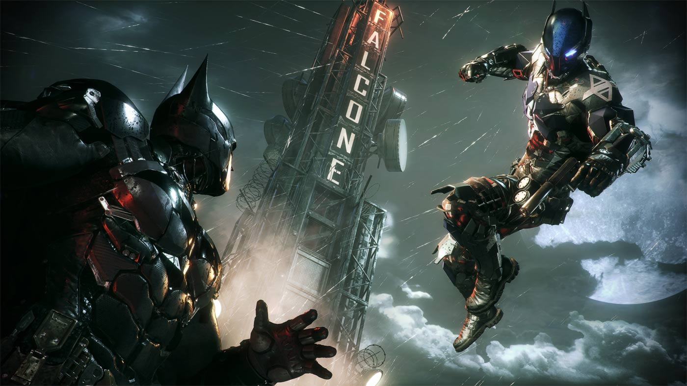 Batman: Arkham Knight - patch w dniu premiery. Co zmieni?