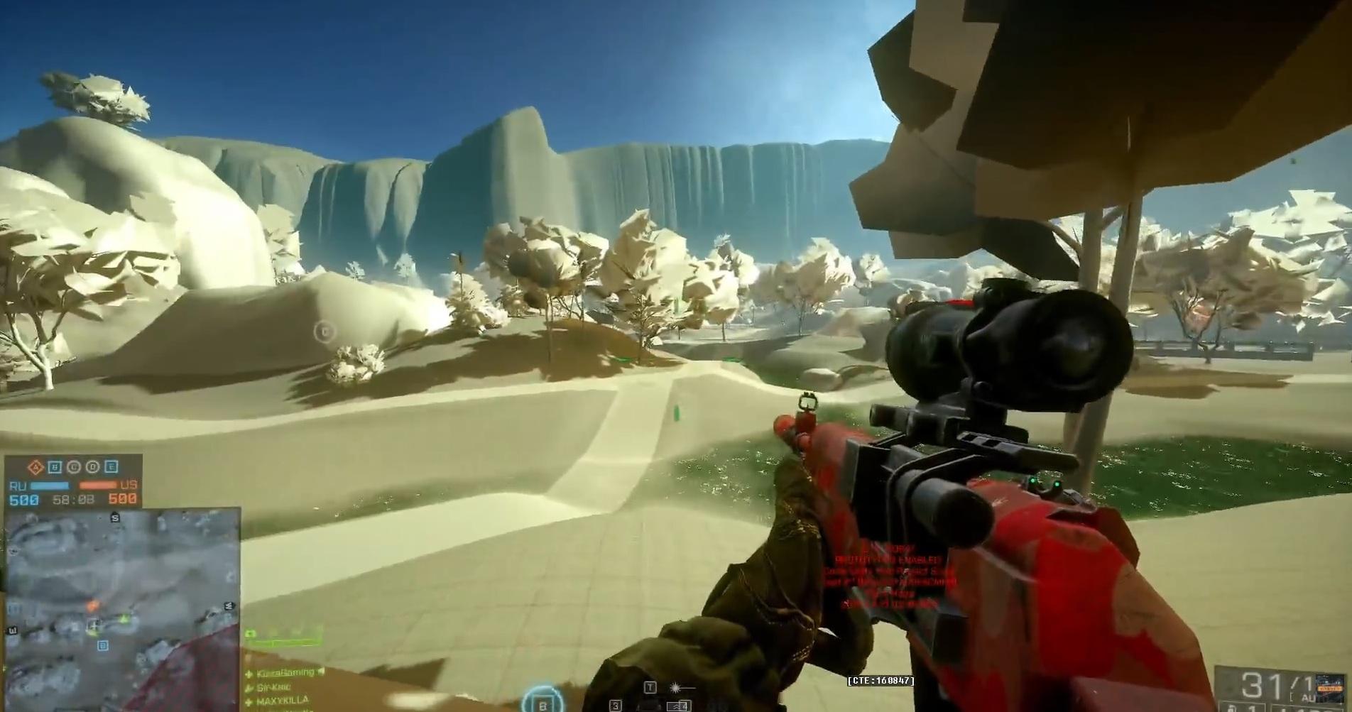 Battlefield 4 - mapa