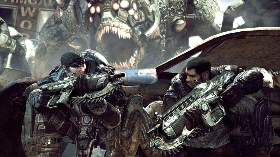 Tak będzie wyglądać odświeżone Gears of War?
