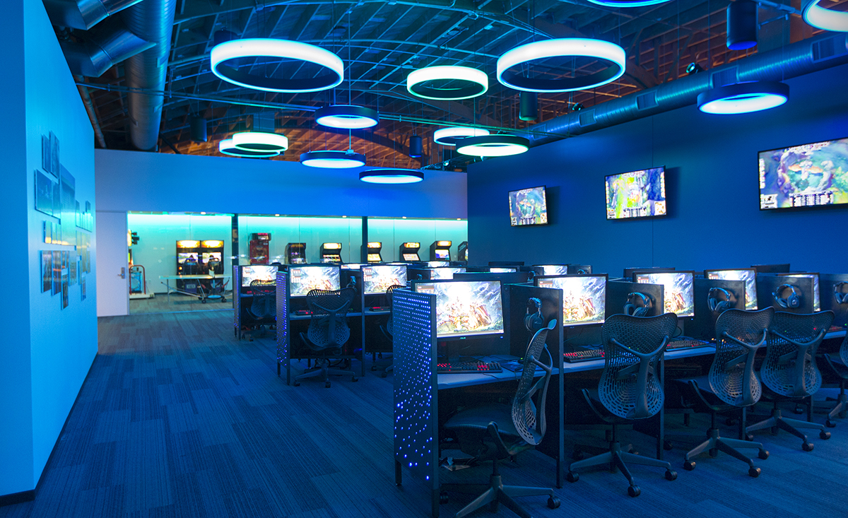 League of Legends studio