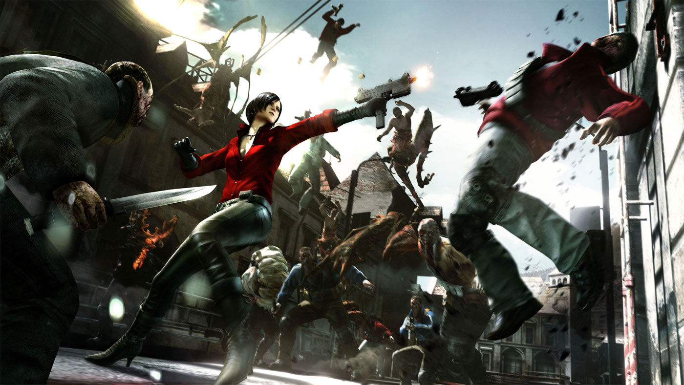 Ada Wong z Resident Evil