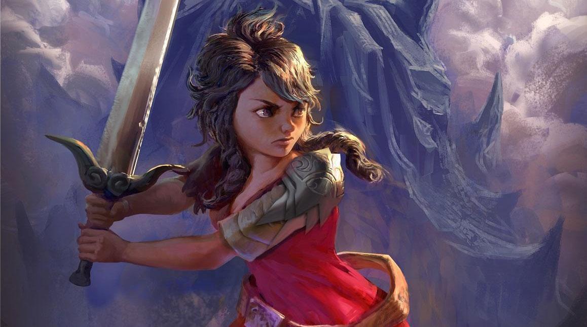 Toren - podczas przygody nasza bohaterka będzie dorastać, zyskując nowe umiejętności.