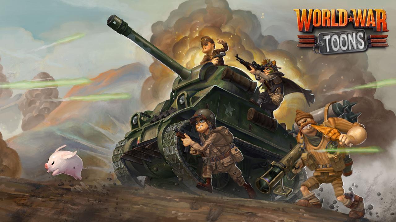 World War Toons