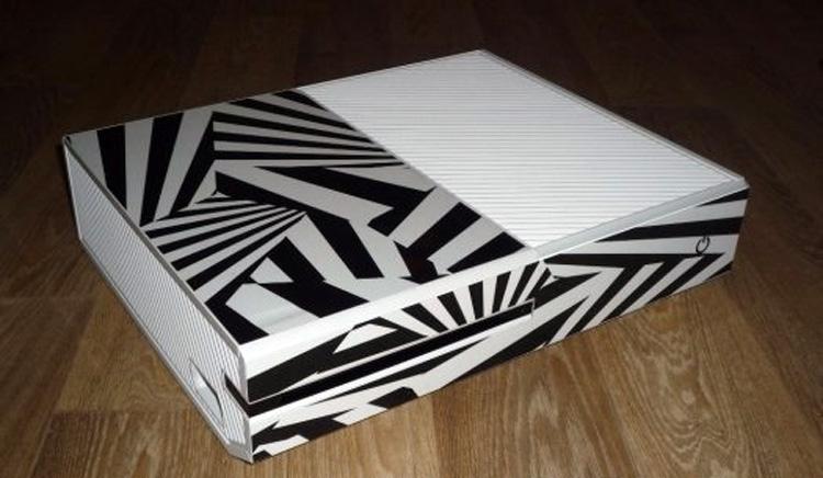 Xbox-One-Zebra-prototyp