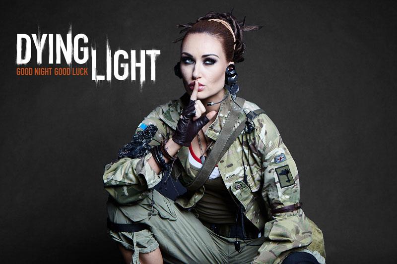 Zuzanna Brzezińska jako Jade z Dying Light