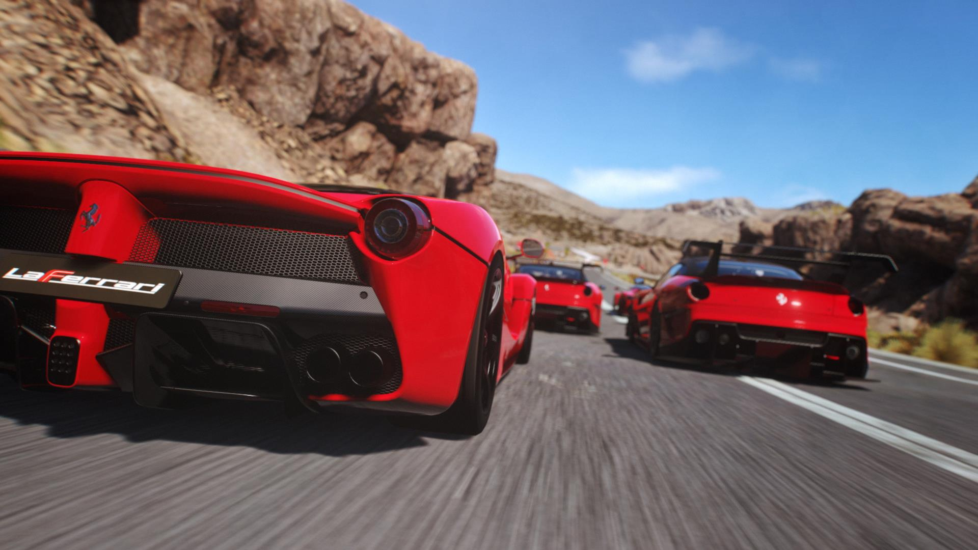 Driveclub - Ferrari Laferrari