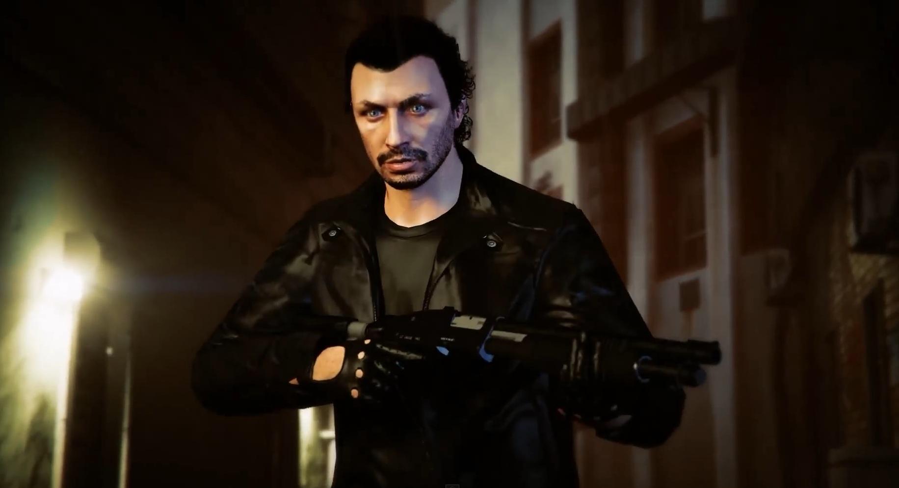 GTA V - Manhunt