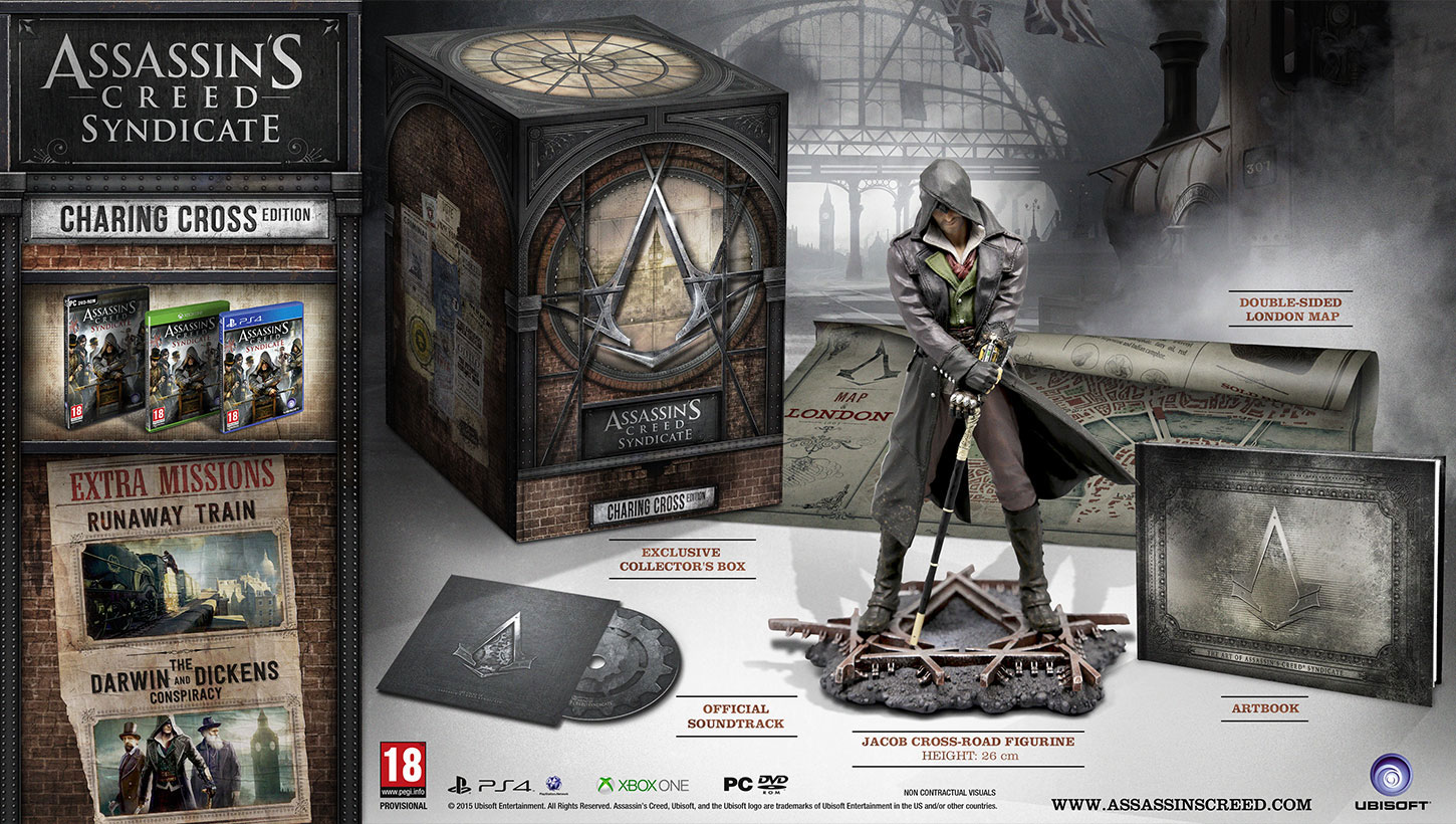 Charnig Cross Assassin's Creed Syndicate