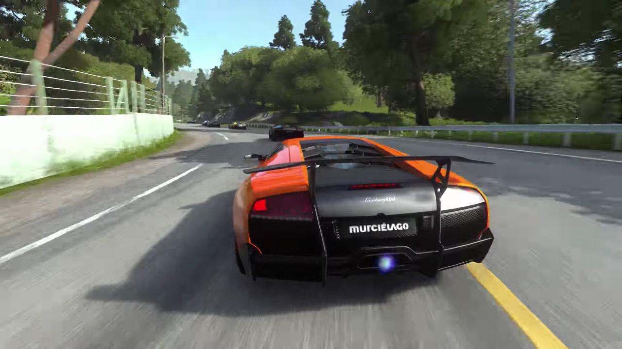 DriveClub - Lamborghini Murciélago