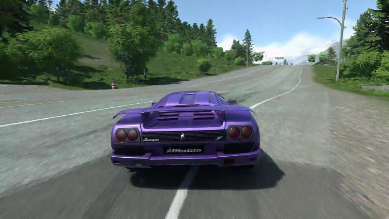 DriveClub - Lamborghini Diablo Super Veloce