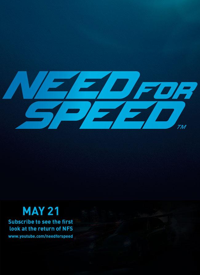 Need for Speed - prezentacja 21 maja.
