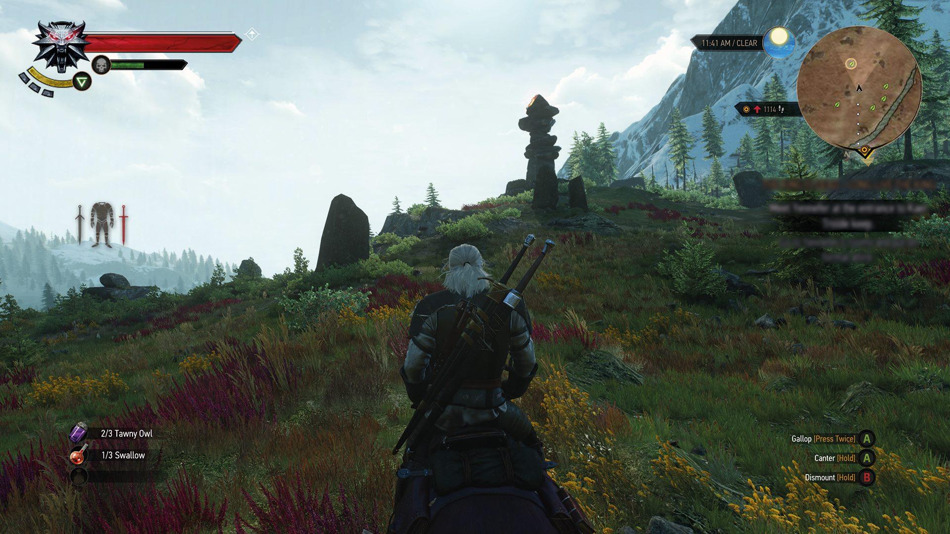 Wiedźmin 3 - Geralt