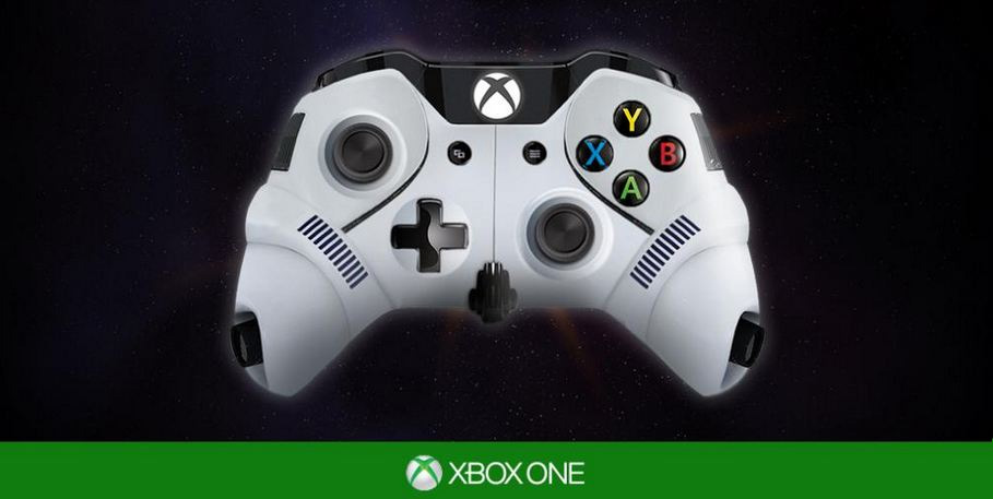 Xbox One - pad Stormtrooper