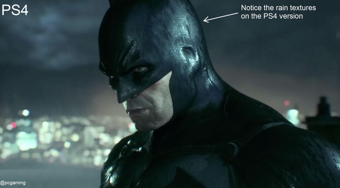 Batman: Arkham Knight - wersja PS4