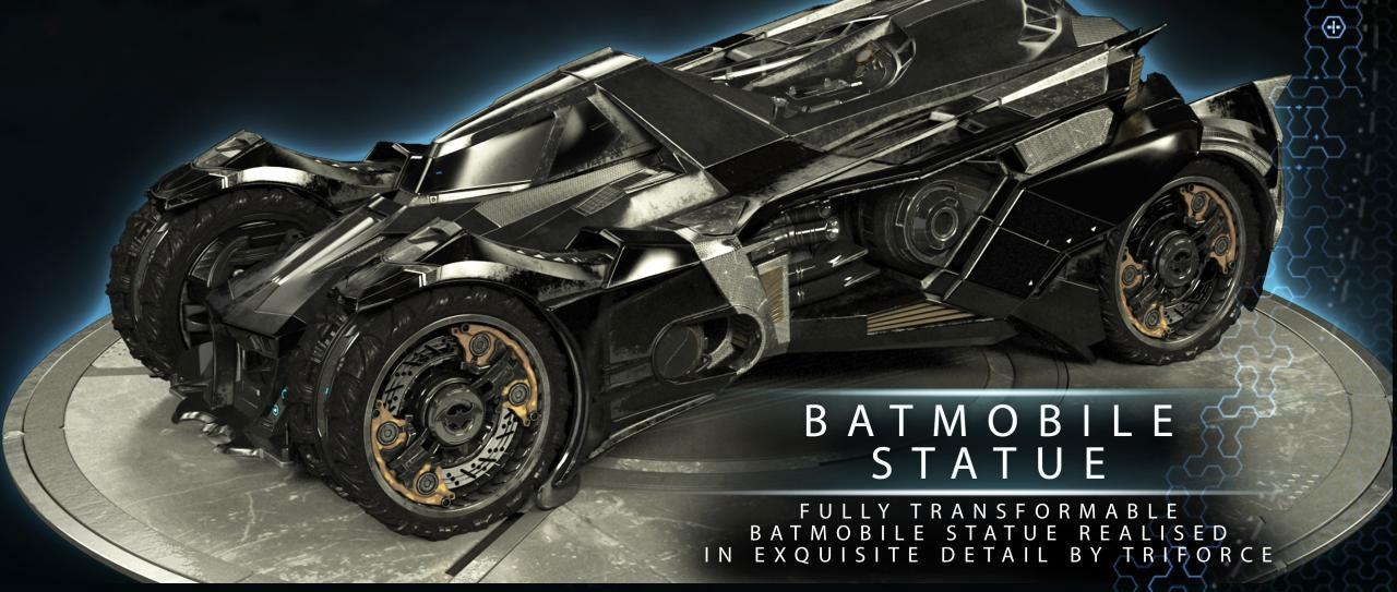 Batman: Arkham Knight - Batmobile Edition