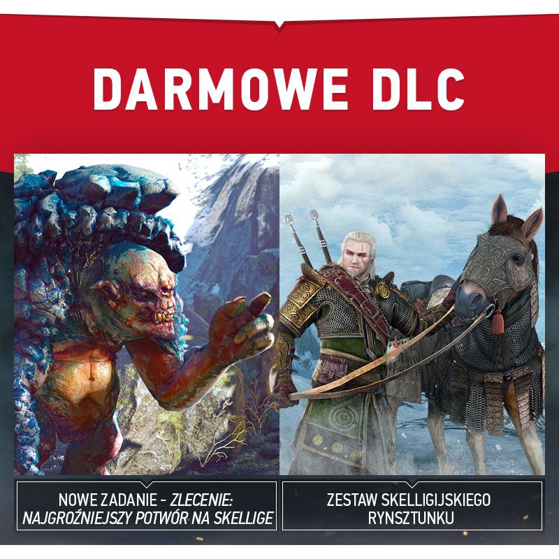 Nowe DLC do Wiedźmina 3