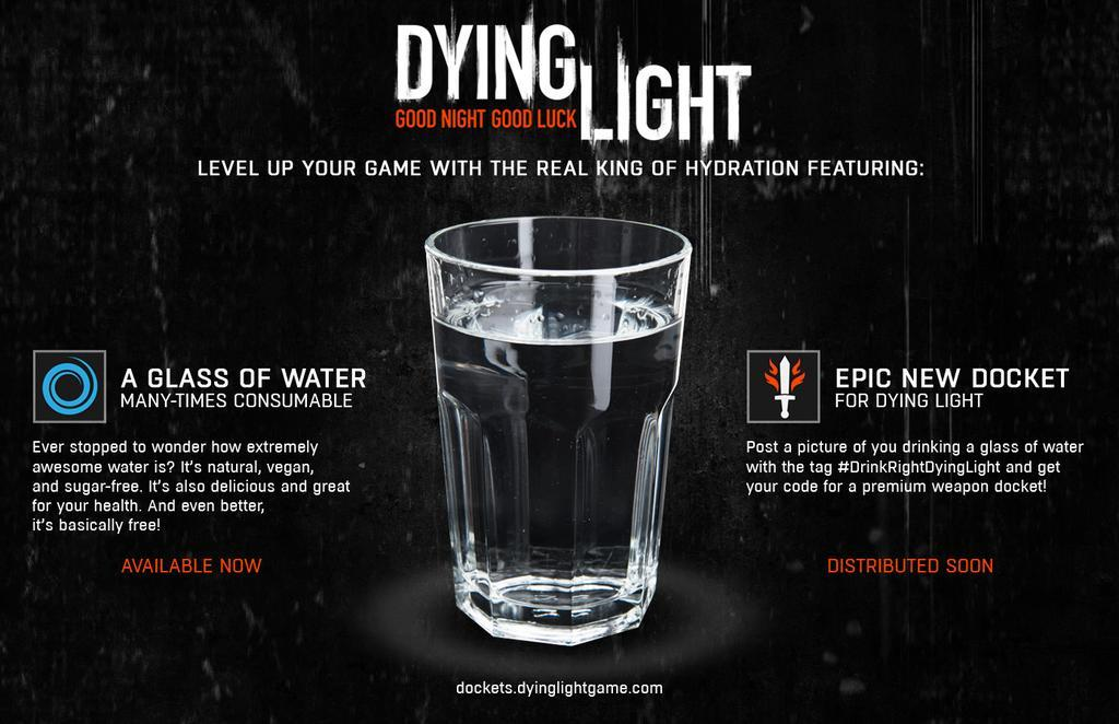 Dying Light Water