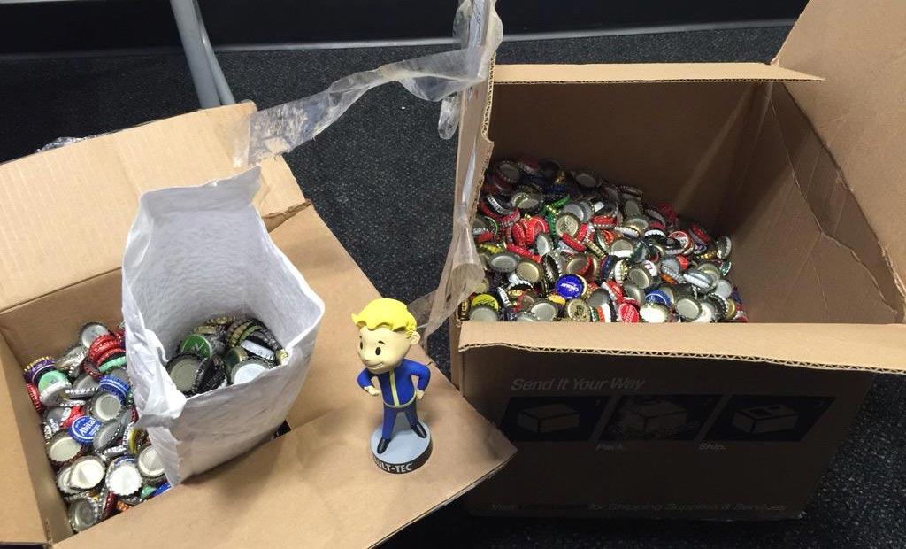 Fallout 4 za karton kapsli