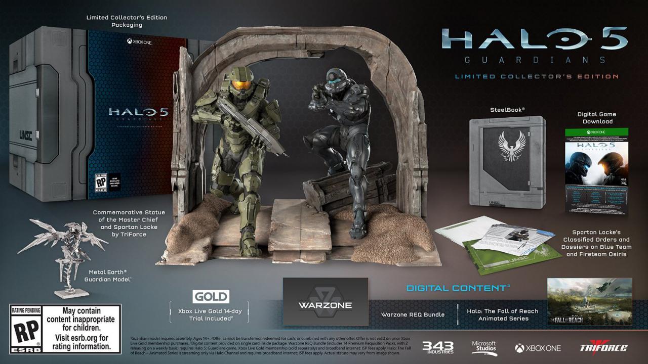 Halo 5 - Edycja Kolekcjonerska