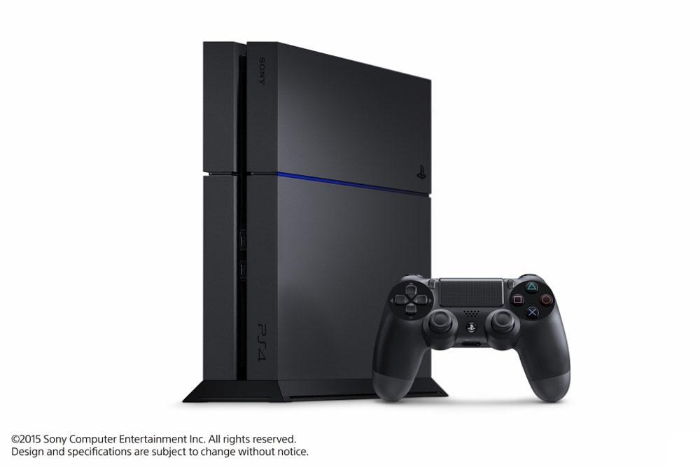 Nowe PlayStation 4