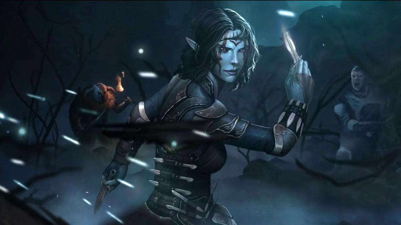 The Leder Scrolls Legends