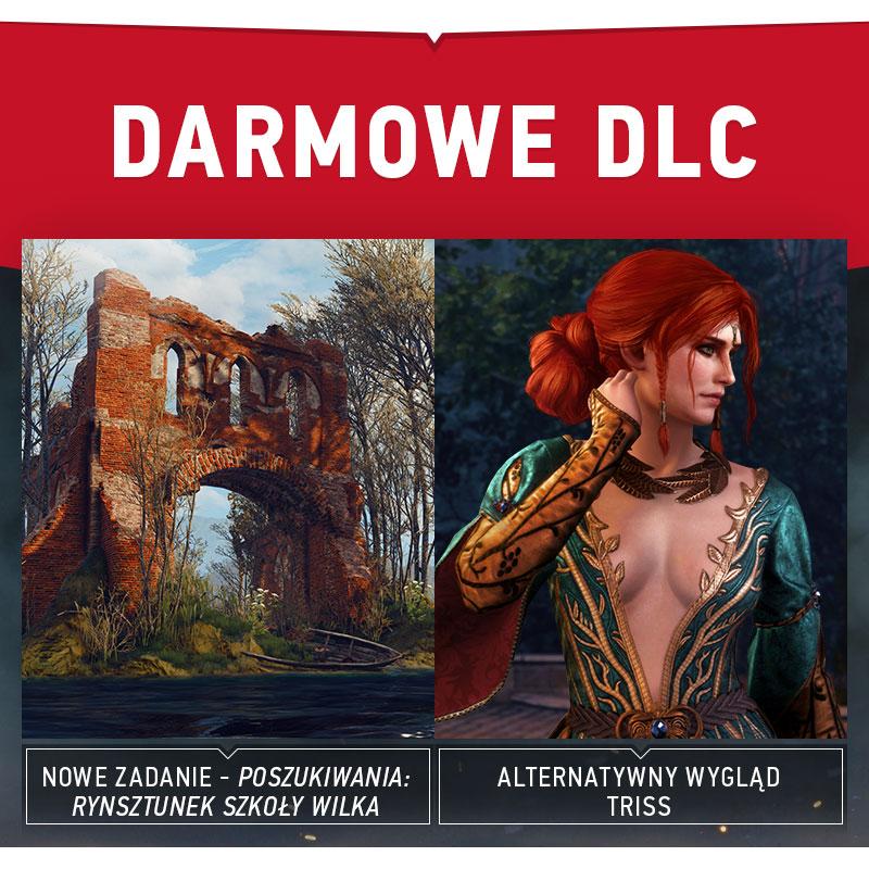 Darmowe DLC do Wiedźmina 3